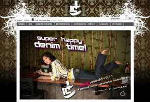 idoru E-Commerce Website