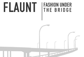 Flaunt Fashion Show Logo