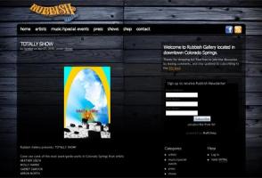 Rubbish Gallery Blog / Shop